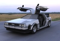 bttf delorean max