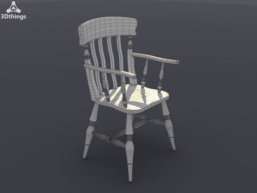 3d model of -