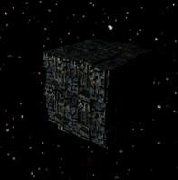 borg cube c4d free