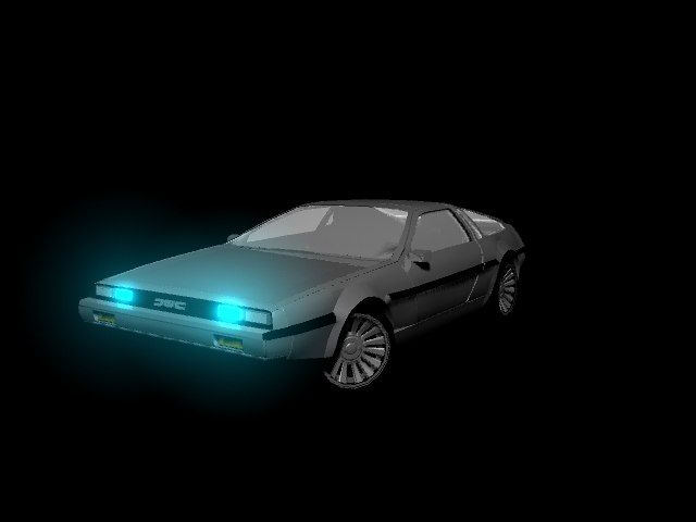 delorean ma free
