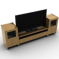 max tessa canterbury tv unit