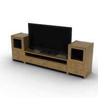 max tessa canterbury tv unit