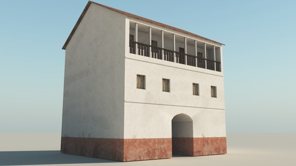 lwo roman apartment