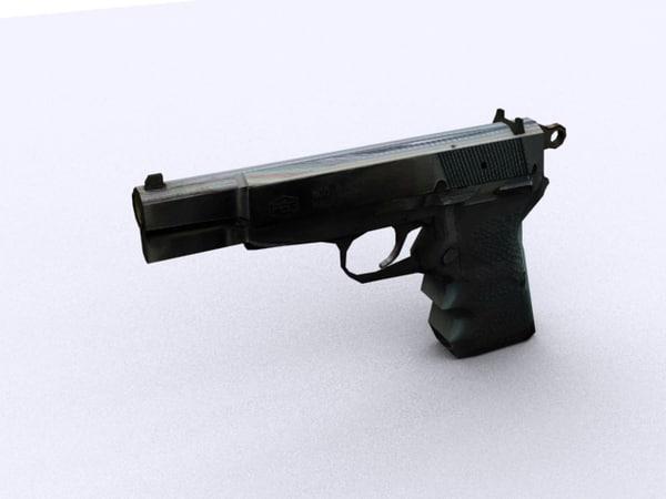 free max mode gun pjk