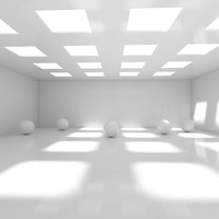 interior light 3d max