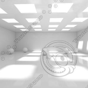 interior light 3d max