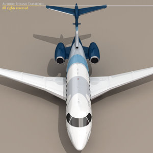 embraer legacy 500 3ds