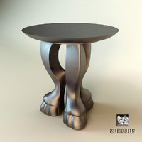 Baker Lion Coffee Table