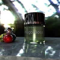 3d perfum model