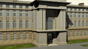 building neoclassical max