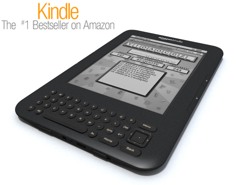 3ds amazon kindle 3g