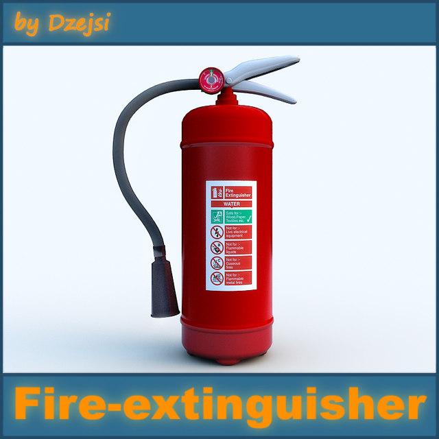 fire-extinguisher extinguisher max