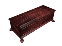 antique chest 3d 3ds