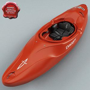 c4d dagger kayak