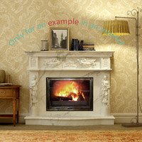 fireplace 08 3d max