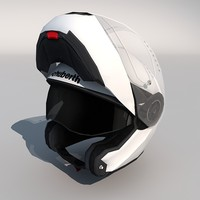3d model schuberth helmet