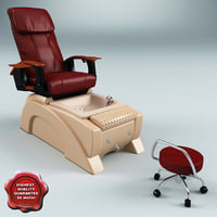 pedicure chair bellini