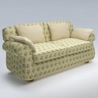 Sofa loveseat076.rar