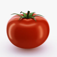 tomato use 3d c4d
