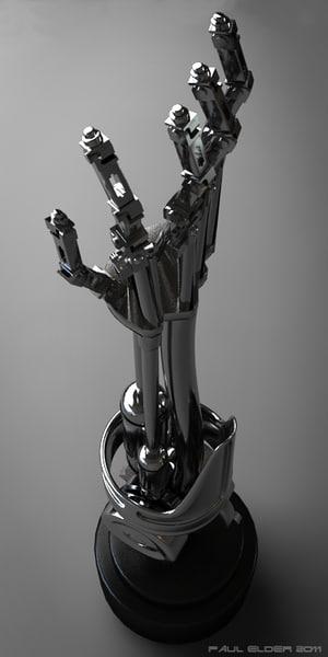 max terminator arm