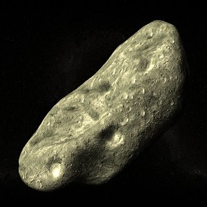 max asteroid rock