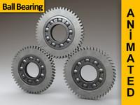 ball bearing 3d ma