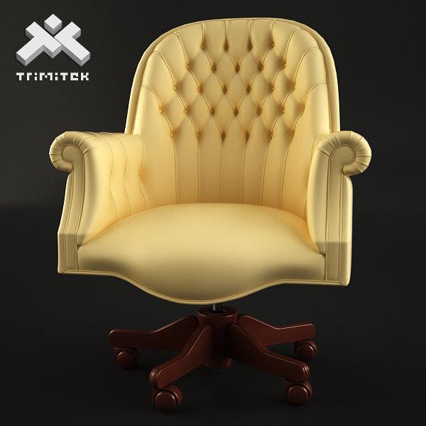 obj luxury executive chair