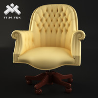 obj luxury executive chair