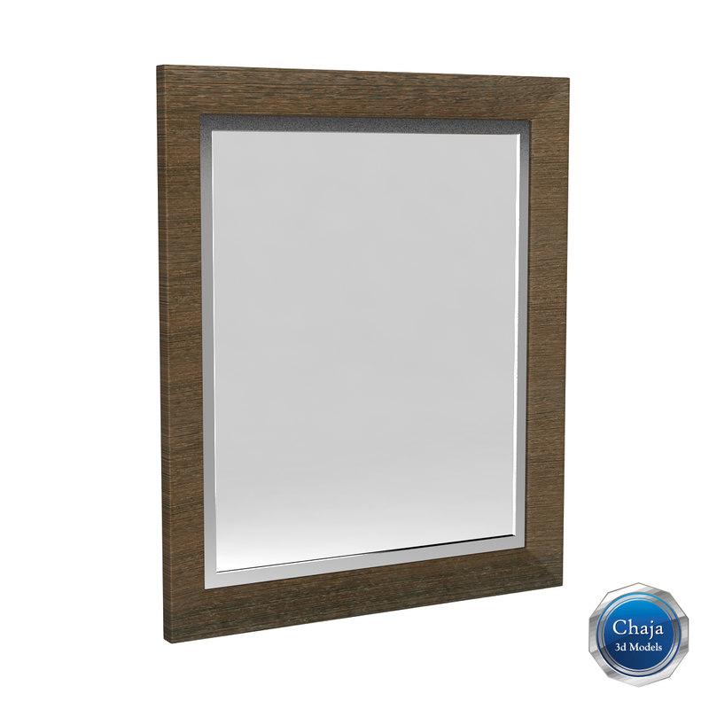 mirror 3d dxf