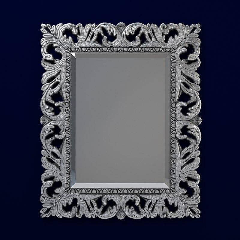 devon richard mirror 3d model