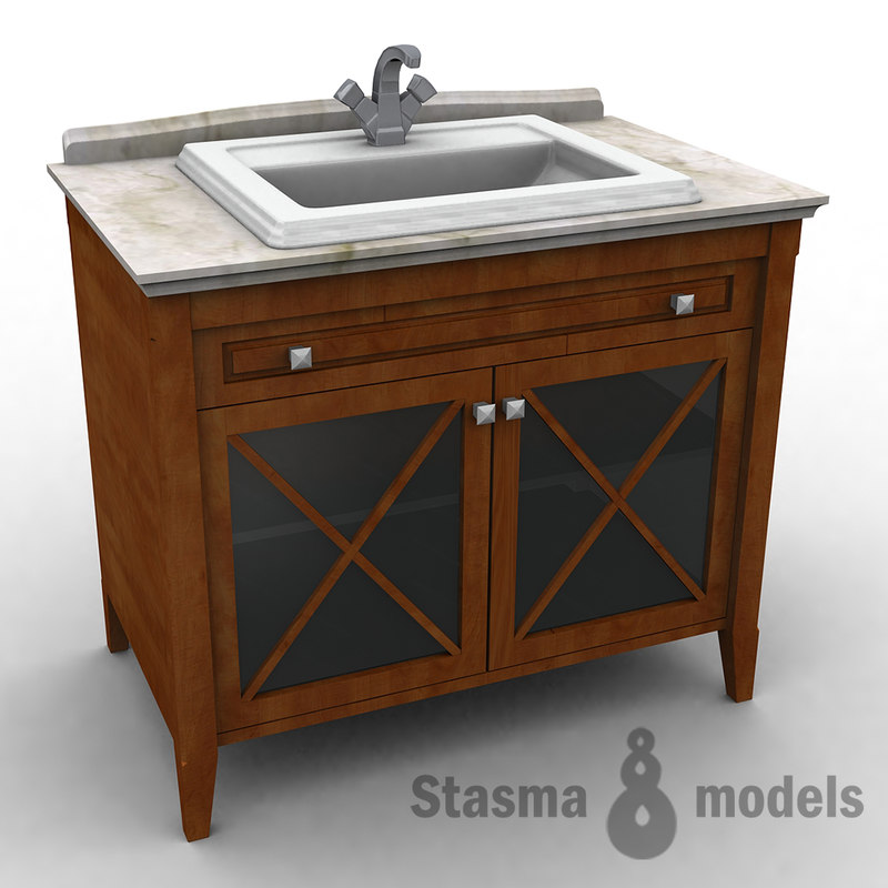 3d washing table