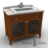 Washing table