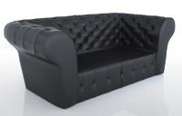 max sofa classic leather