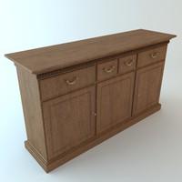 chest details 3d model