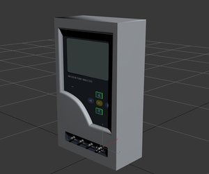 3d infusion pump analzer model