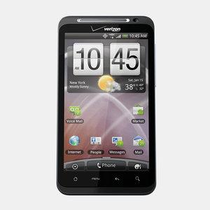 htc thunderbolt 4g mobile phone fbx