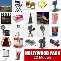 Hollywood Collection Pack