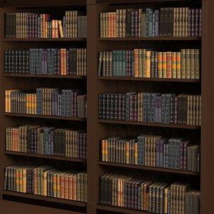 library book classic max