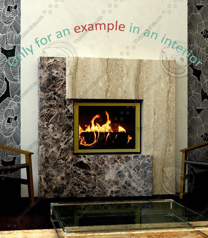 3d fireplace 15