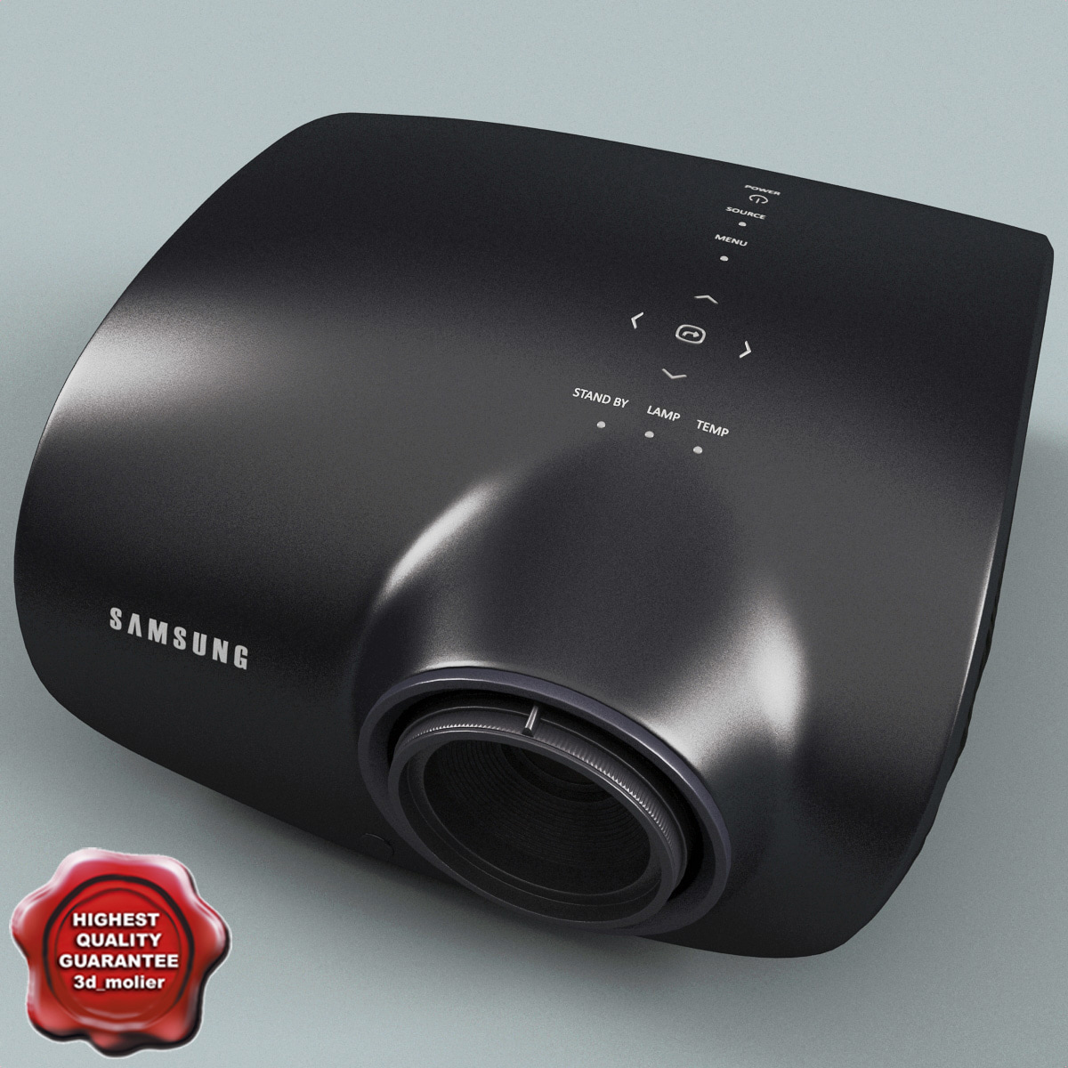 projector samsung sp-a600 3ds