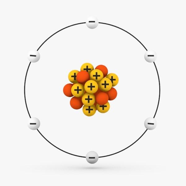 atom 3d max