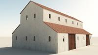 Roman Barn