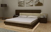 maya modern bedroom