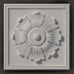 decorate classical facades 3d 3ds