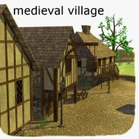 medieval village multiformat