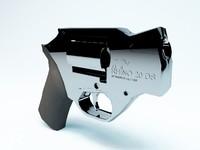3d c4d revolver