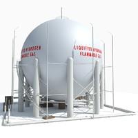 3d hydrogen storage
