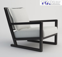 clio smpr armchair 3d max