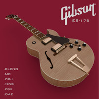 x gibson jazz guitar