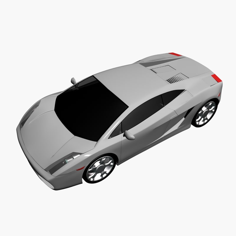 3d max car sport